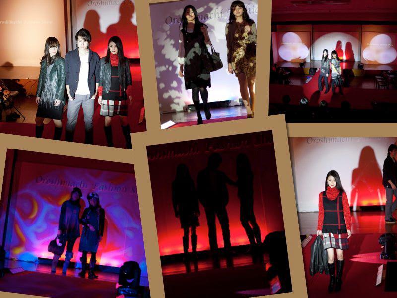 卸町ふれあいファッションショー(仙台市)